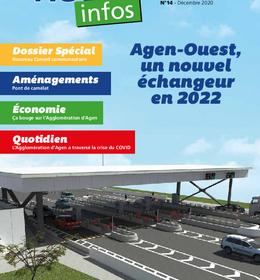 Agglo Agen Calendrier Poubelle 2022 Kiosque