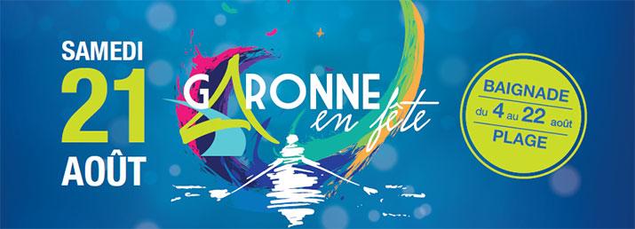 Garonne en Fête 2021